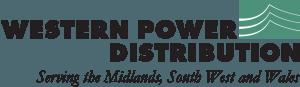 Western Power Distribution large logo
