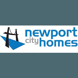 Newport city homes partner logo